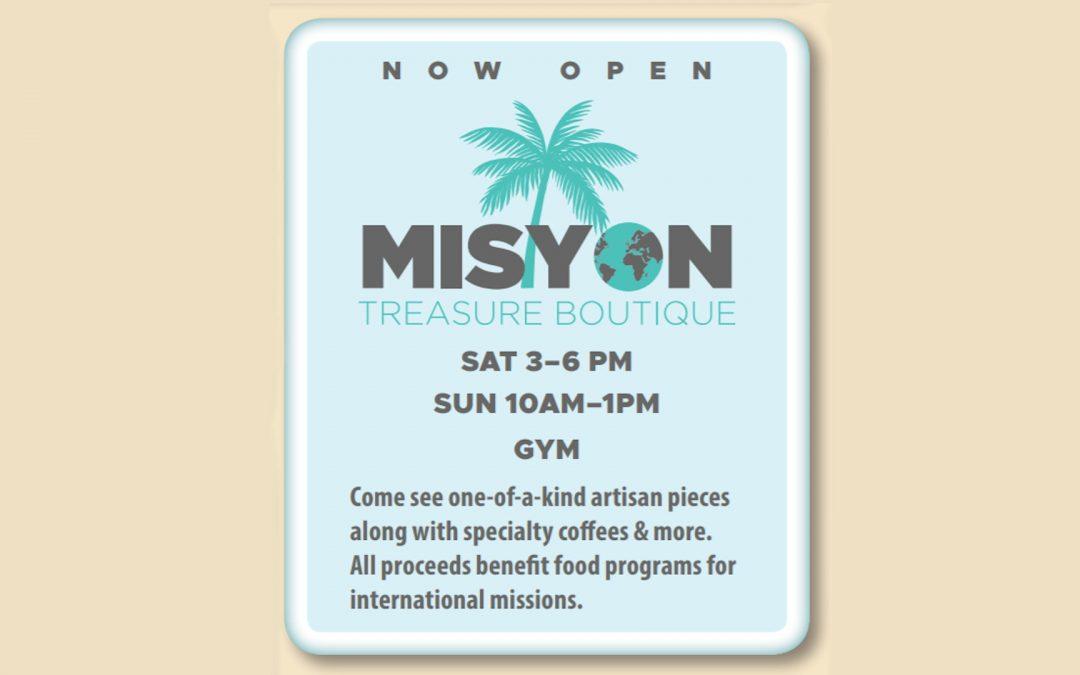 Mission 1:11 Boutique